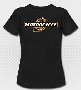 """Tee """"Motorcycle"""""""